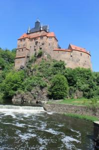 Sachsens Vorzeige-Burg: Burg Kriebstein / Foto: Burgerbe.de