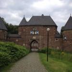 Burg Vondern in Oberhausen-Osterfeld