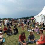 Burg Herzberg: Hippie-Festival zieht 12.000 Besucher an