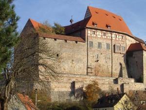 Die Cadolzburg / Foto: Wikipedia / Keichwa  / GNU Freie Dokumentationslizenz