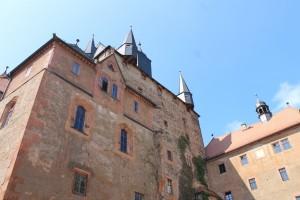 Burg Kriebstein: Palas