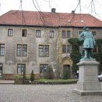 Schweres Unwetter unterbricht Sparrenburgfest 2013