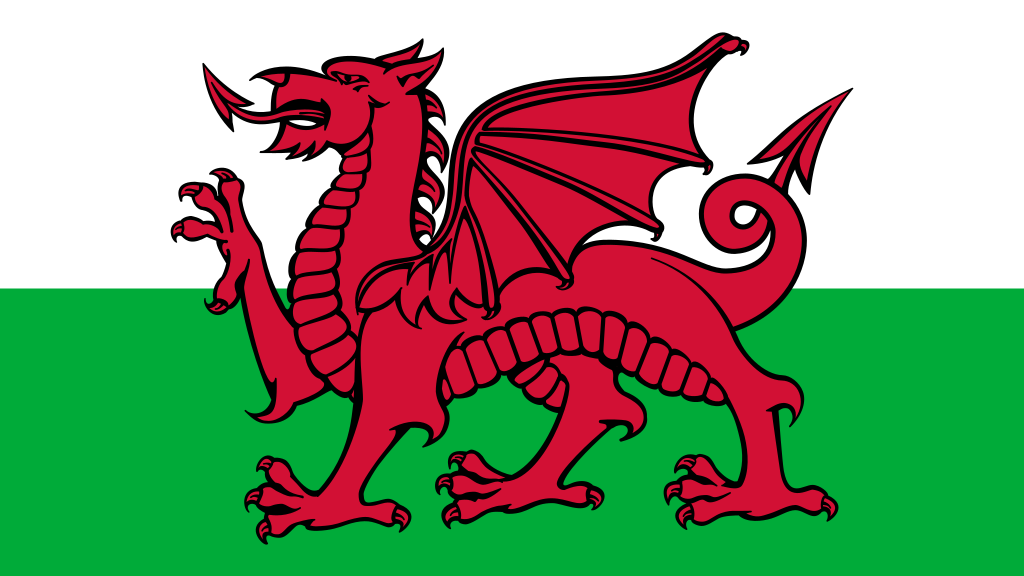 Wales Fahne