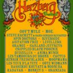 Festivalsommer 2013: Hippies auf Burg Herzberg