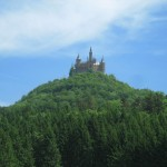 """A cure for Wellness"": Drehort Burg Hohenzollern"