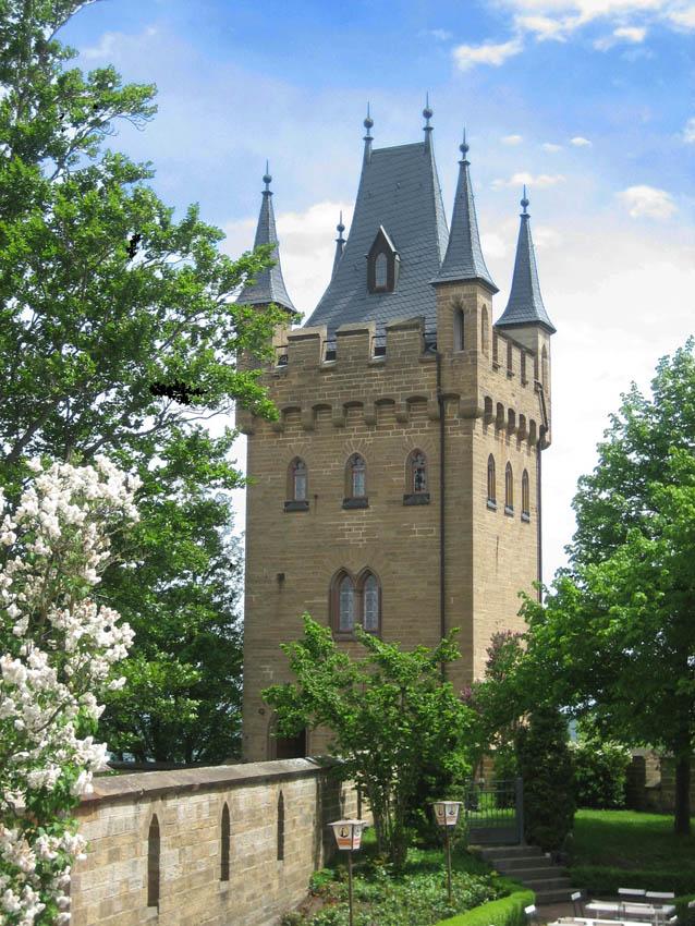 Burg Hohenzollern ist einen Besuch wert.