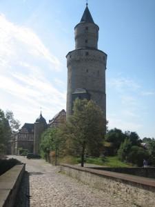 Der Hexenturm in Idstein / Foto: Burgerbe.de