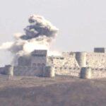 Syrien: Wieder Bomben auf den Krak des Chevaliers
