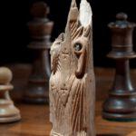 Schach im Mittelalter: Der Bischofs-Läufer aus der Falkenburg
