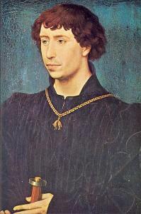 Karl der Kühne um 1460 / Foto: Wikipedia/Public Domain