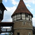 Schloss Balingen: Der Wasserturm