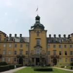 Schloss Bückeburg: Frontansicht