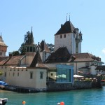 Schloss Oberhofen: Ärger um moderne Architektur am Thunersee