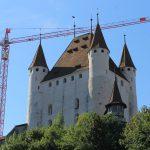 Schloss Thun: Bald Hotel und Konferenzzentrum auf dem Schlossberg