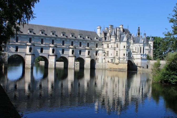 Schloss Chenonceau / Foto: Burgerbe
