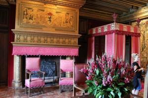 Chenonceau: Luxuriös ausgestattet