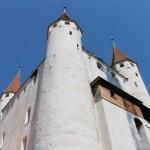 Burgen, die ich sehen möchte: Finstergrün und Schloss Thun