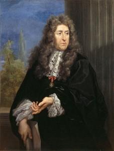 Andre le Nostre um 1680 / Wikipedia/Public Domain