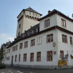 Kurfürstliche Burg Boppard wird saniert