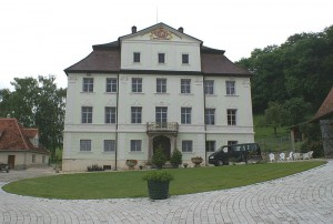 Schloss Granheim / Foto: Wikipedia/Dr. Eugen Lehle/CC-BY-SA-3.0,2.5,2.0,1.0