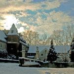 Schloss Senden: Ein Wasserschloss wird entrümpelt