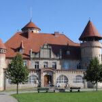 Sanierung von Schloss Stolpe auf Usedom: Ein Dorf zeigt, wie's geht