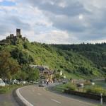 Fürst Metternichs Burg Metternich an der Mosel
