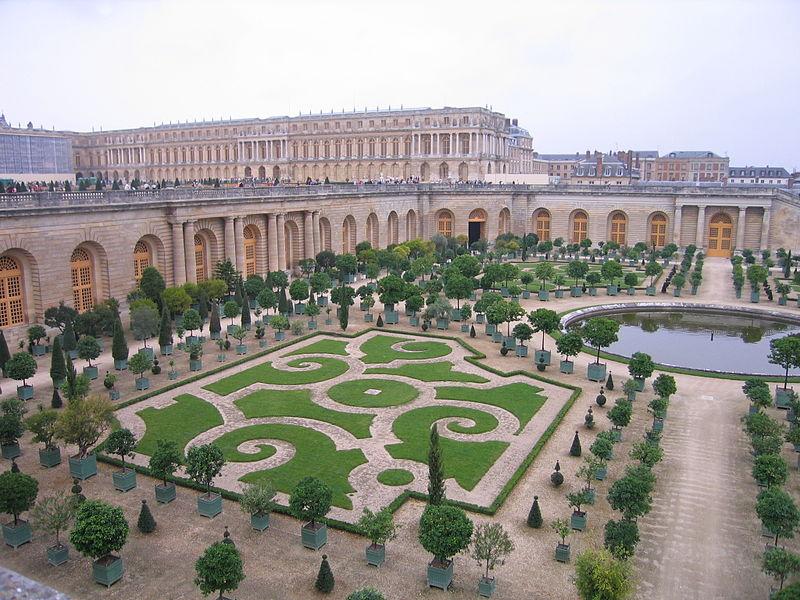 Museum schloss benrath erinnert an andr le n tre den gartenk nstler von versailles - Photo chateau de versailles ...