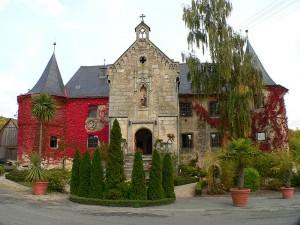 Schloss Schmölz: Die Kapelle / Foto: Wikipedia/presse03