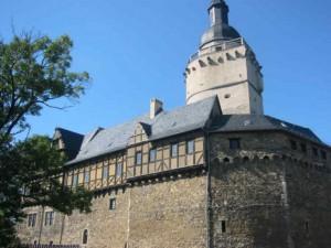 Burg Falkenstein im Harz / Foto: Burgerbe.de
