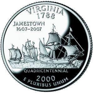 Eine Medaille erinnert an die Fahrt der Discovery / Bild: Public Domain