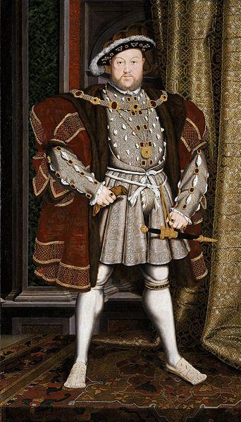 Heinrich VIII. ertauschte das Schloss / Foto: Wikipdia/Public Domain