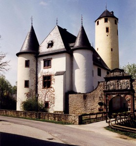 Burg Rittersdorf / Foto: Wikipedia / MacElch (Rainer Kunze) / CC Attribution-Share Alike 3.0