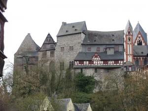 Burg Limburg unweit des neuen Bischofssitzes / Foto: Wikipedia/Oliver Abels (SBT)/  CC Attribution-Share Alike 3.0 Unported
