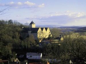 Schloss Mainberg verfällt / Foto: Wikipedia / antar2 / Public Domain
