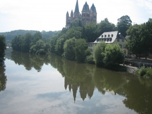 Der Limburger Dom auf seinem Felsen