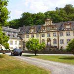 """ARD-Serie """"Verbotene Liebe"""": Wo liegt Schloss Königsbrunn?"""