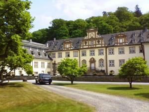 Schloss Königsbrunn alias Schloss Ehreshoven / Foto: Wikipedia/Tobias Grosch/CC Attribution-Share Alike 3.0 Unported