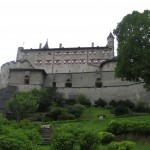"""The Man in the High Castle"": Drehort Burg Hohenwerfen"