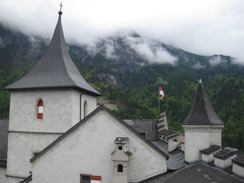 Blick über die Dächer der Festung / Foto: Burgerbe.de