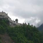 Sherlock Holmes 2: Dreharbeiten auf Burg Hohenwerfen