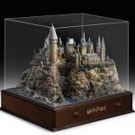 Schloss Hogwarts-Modelle als Nerd-Spielzeug