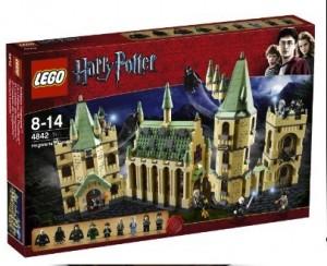 Das Schloss Hogwarts Modell aus Lego erzielt magische Preise