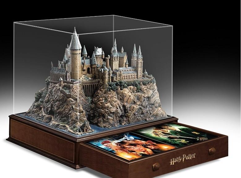 schloss hogwarts modell