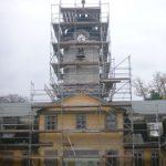 Eisenach: Marstall von Schloss Wilhelmsthal wird instandgesetzt