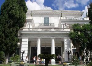 Das Achilleion auf Korfu: Letzter Wohnsitz der Kaiserin / Foto: Dr. K / CC-BY-SA-2.5,2.0,1.0