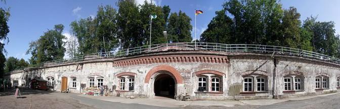 Die Kasematten der Festung Grauerort / Foto: Wikipedia / Ole Vanhoefer (ItDozent) / CC-BY-SA-3.0,2.5,2.0,1.0
