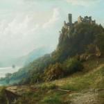 Ausstellung: Werbetrommel für die Rheinromantik