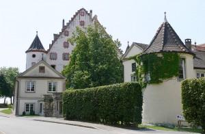 Das alte Schloss Kißlegg / Foto: Wikipedia/ Andreas Praefcke/CC-BY-3.0
