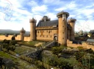 Burg Zülpich im 15. Jahrhundert / Foto: Screenshot YouTube